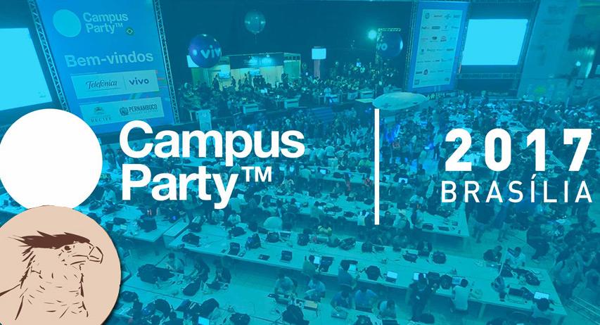 Resultado de imagem para Campus Party Brasília