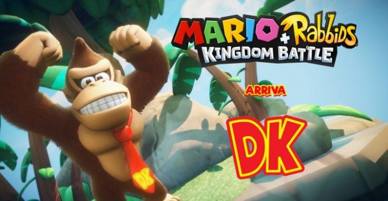 Um novo personagem chegará no terceiro trimestre fazendo macacadas em uma nova DLC: Donkey Kong!