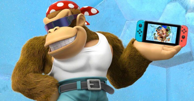 Em uma nova adaptação para o Switch, o macacão da Nintendo terá seu debute no novo console da gigante. Você contará com os principais personagens e a adição do maneiríssimo Funky Kong. O jogo estará disponível em 4 de Maio.