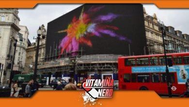 Photo of Telões interativos surgem em Londres