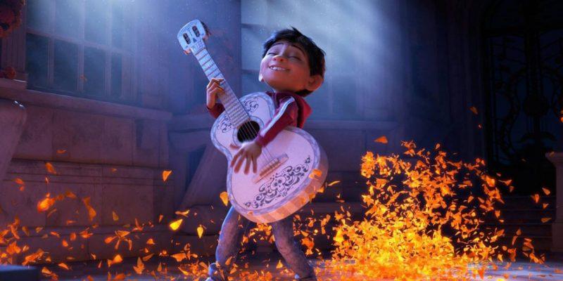 Em Viva você acompanha Miguel e seu caminho em destino a música