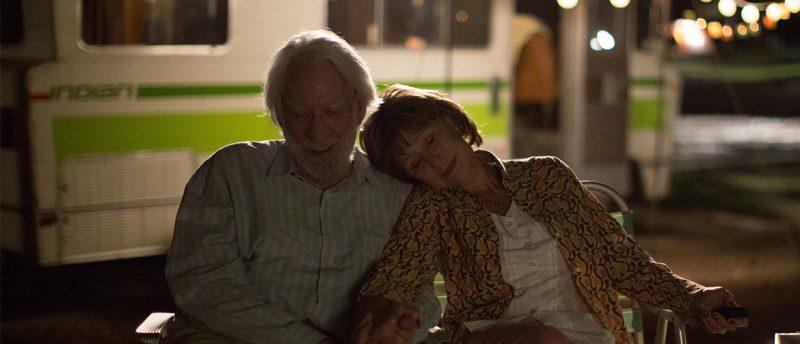 Donald Sutherland e Helen Mirren são John e Ella