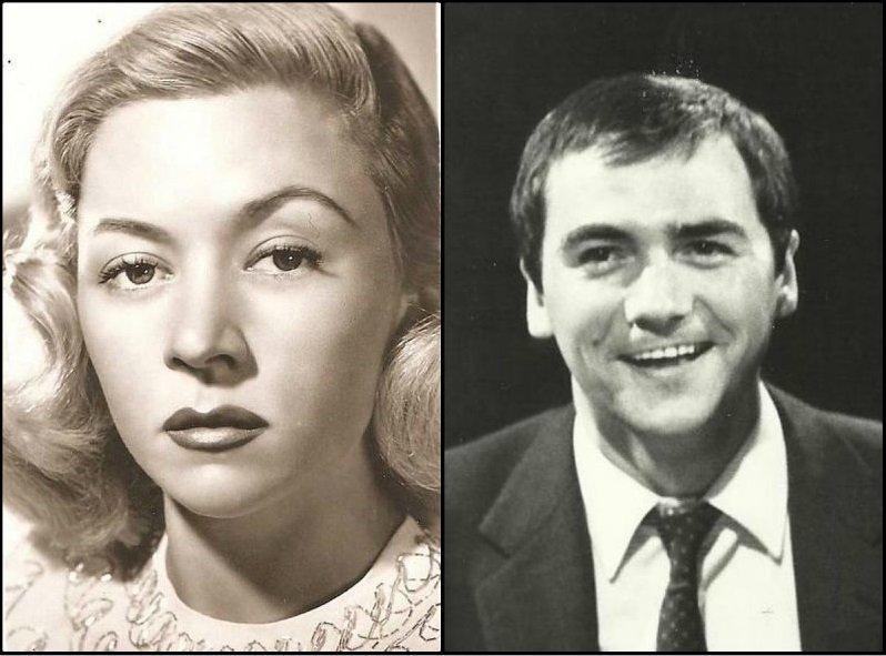 Gloria Grahame e Peter Turner