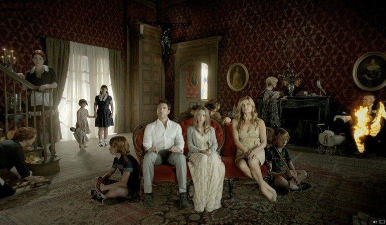 Primeira Temporada: Murder House