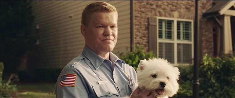 Jesse Plemons é o policial Gary