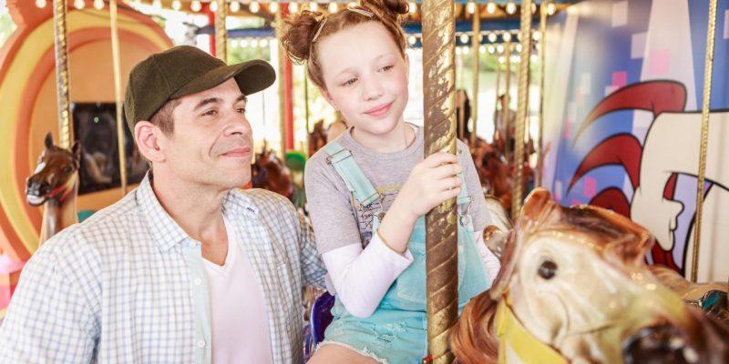 Leandro e Manuela em cena do filme