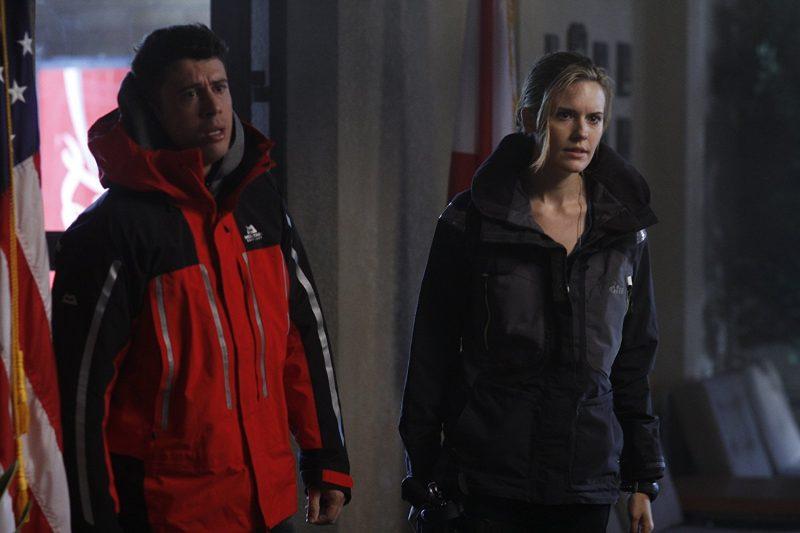 Toby Kebbell e Maggie Grace