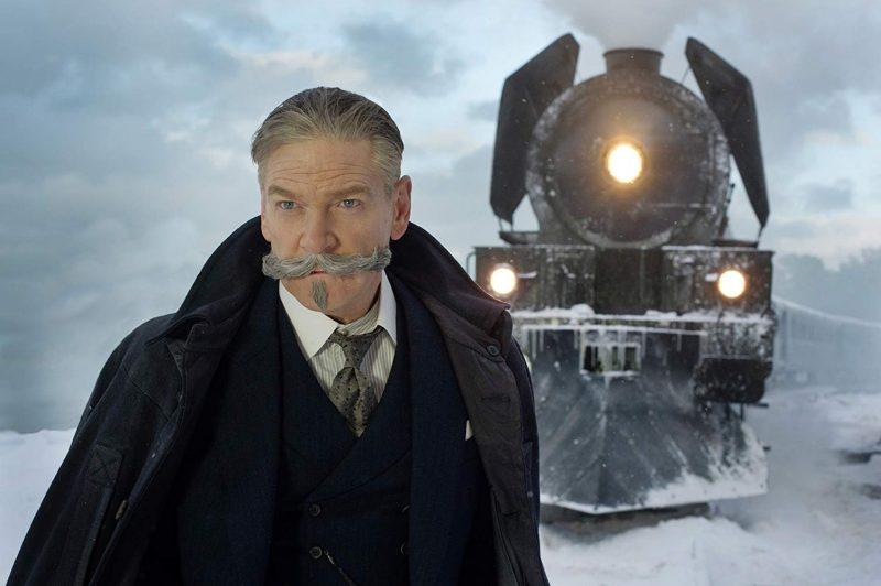 Kenneth Branagh é o Detetive Hercule Poirot