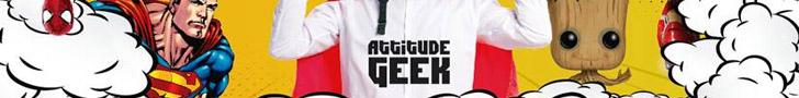 Attitude Geek - Colecionáveis de atitude