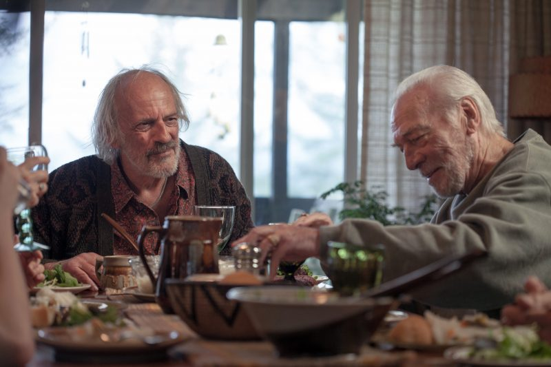 Christopher Lloyd e Christopher Plummer