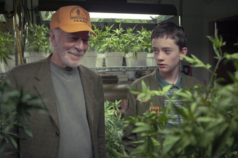 Christopher Plummer é Jack, o avô desnaturado de Henry