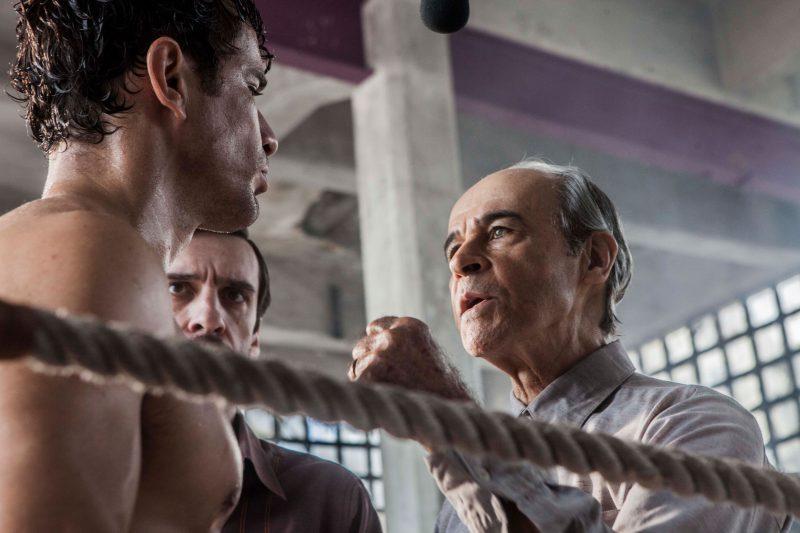 Daniel de Oliveira, Ricardo Gelli e Osmar Prado