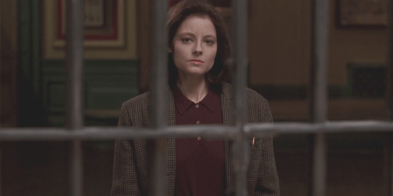 Jodie Foster como Clarice Starling