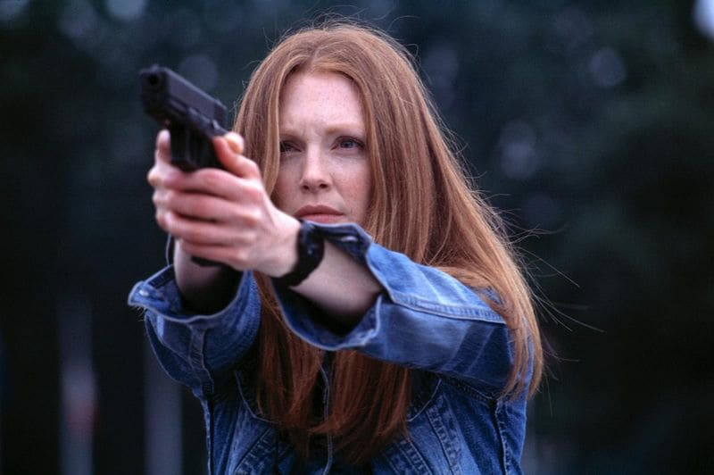 Julianne Moore como Clarice Starling