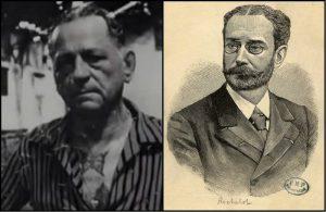 """Henri """"Papillon"""" Charrière e Louis Dega"""