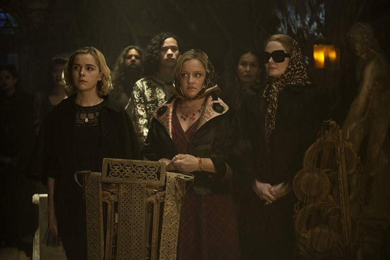 Sabrina e suas tias