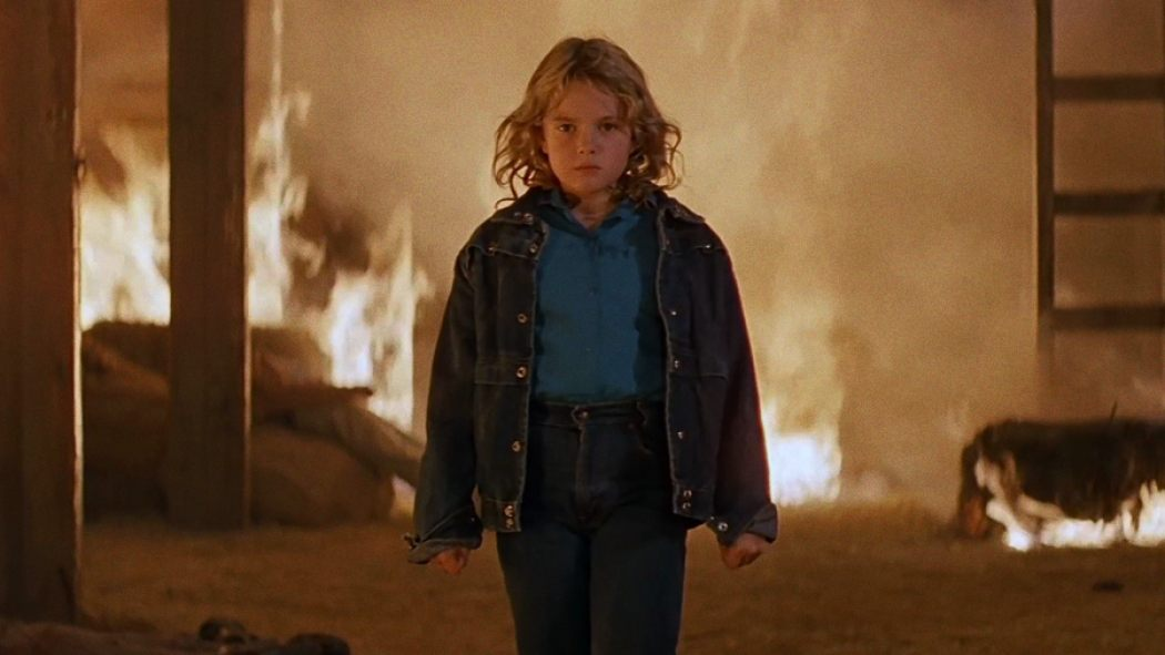 Cena do filme de 1984