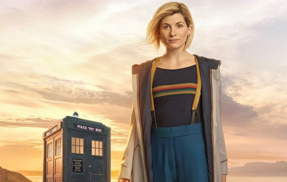 Jodie Whittaker encarna o Doutor na nova temporada