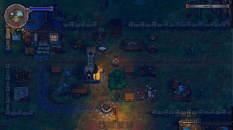 Construções e Ferramentas Graveyard Keeper