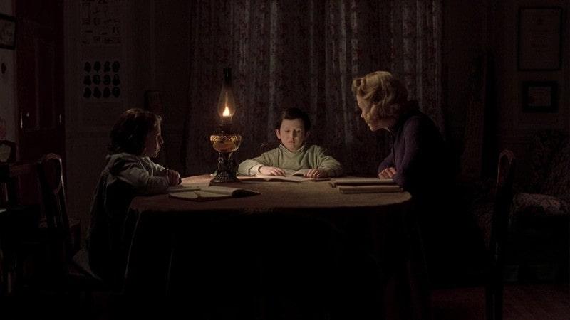 Anne, Christopher e Grace