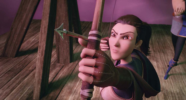 Leonora é tipo Robin Hood