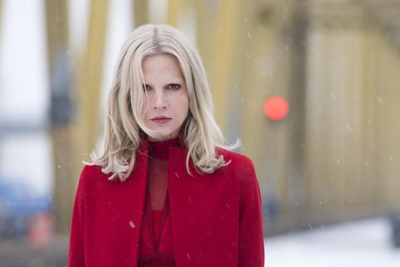 Sylvia Hoeks é Camilla, a irmã de Lisbeth