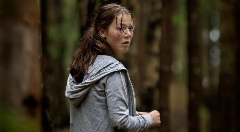 Kaja (Andrea Berntzen) é a garota que acompanhamos o filme todo