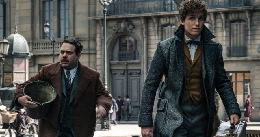 Jacob e Newt