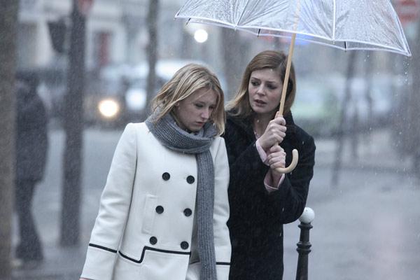 Ludivine Sagnier e Chiara Mastroianni em cena do filme