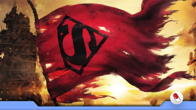 A-morte-do-Superman-Capa