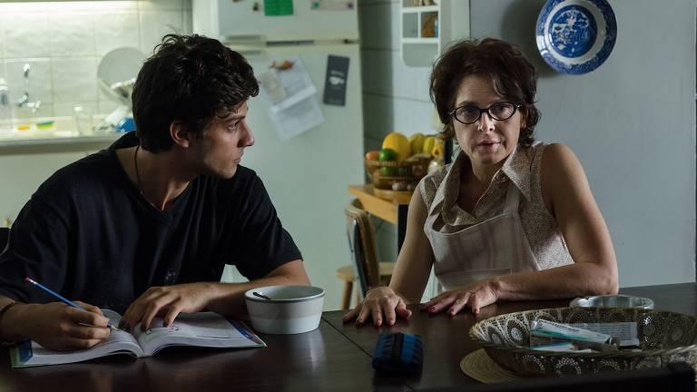 Luca e a mãe, Nena