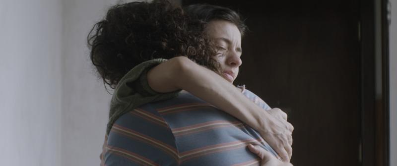 Pedro e Luiza se despedem