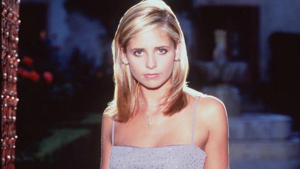 Sarah Michelle Gellar como Buffy Summers
