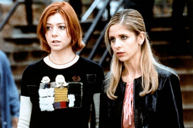 Willow e Buffy