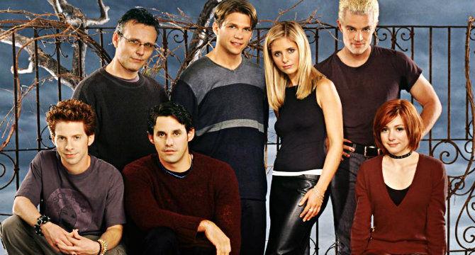 O elenco principal da quarta temporada