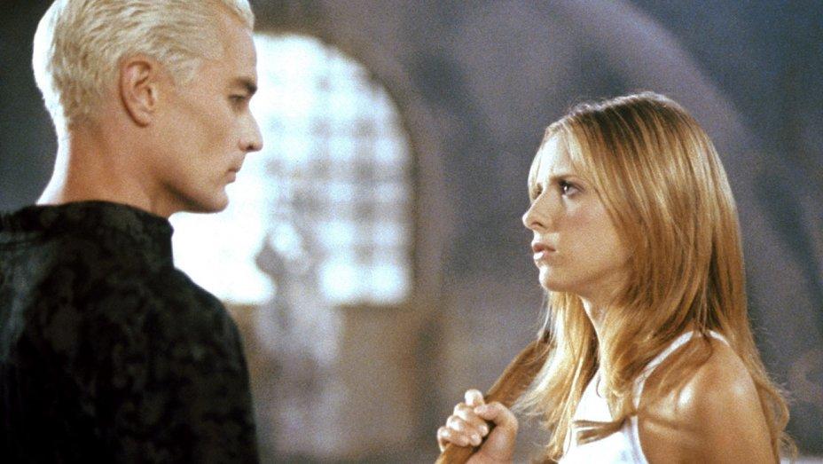 Spike e Buffy