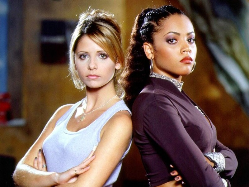 Buffy e Kendra