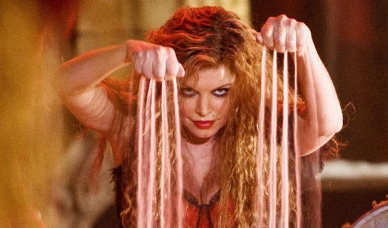 Fergie como Saraghina