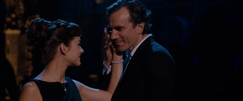 Marion Cottilard e Daniel Day-Lewis em cena do filme