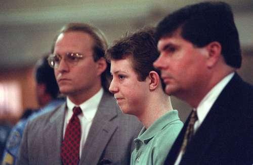 Misskelley durante o julgamento