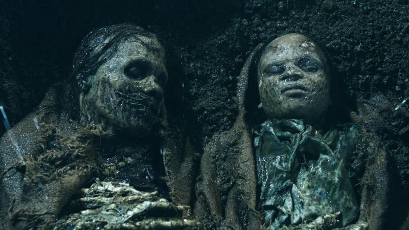 Saco de Ossos trabalha com terrores sobrenaturais e naturais