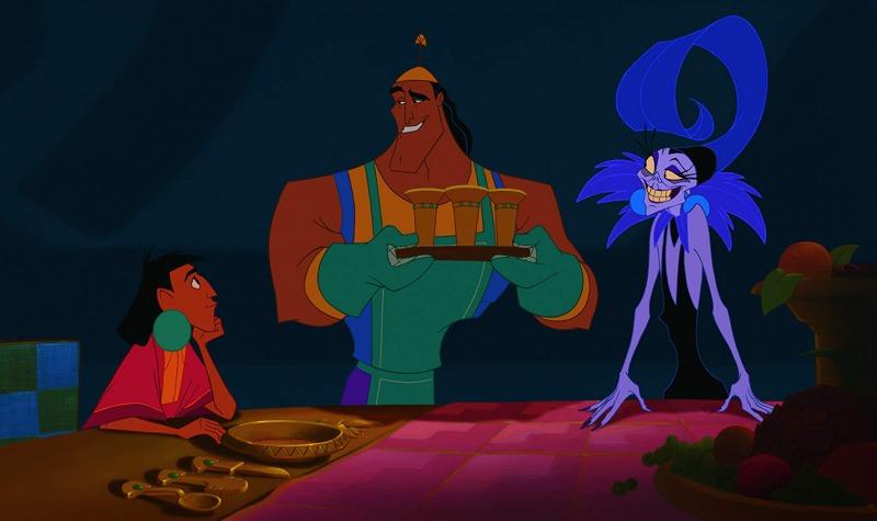 David Space, Patrick Warburton e Eartha Kitt dublam os personagens