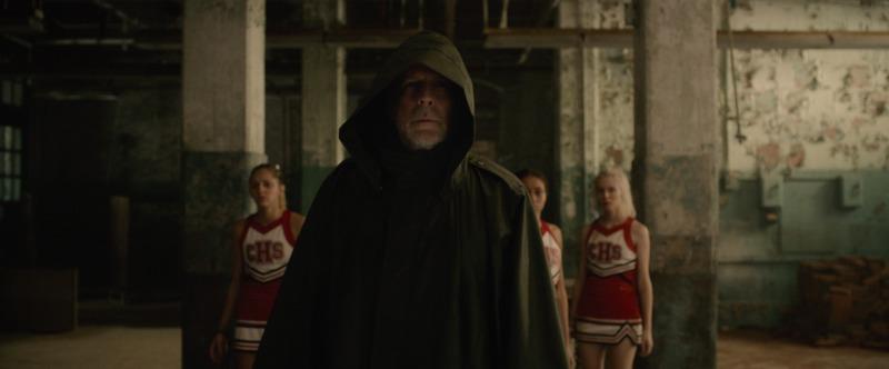 Bruce Willis é David Dunn, o herói da capa verde