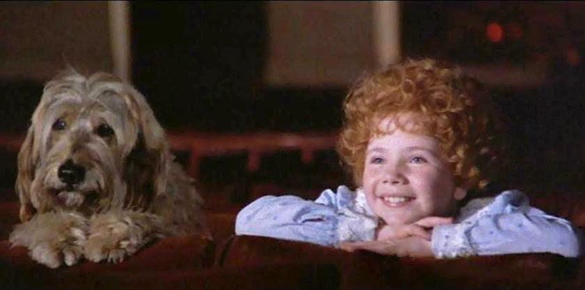 Annie fala sobre uma garotinha órfã