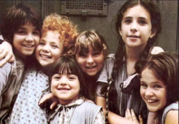 As meninas do orfanato