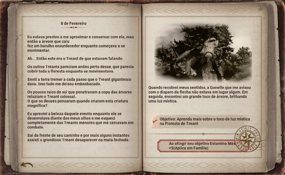 Diário de aventura