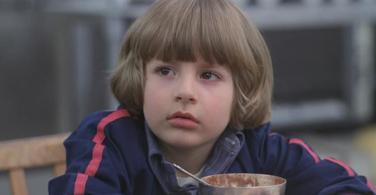 Danny Loyd como Danny Torrance em O Iluminado