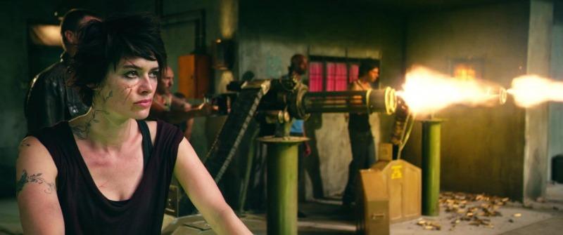 Dredd, a justiça no ambiente do caos