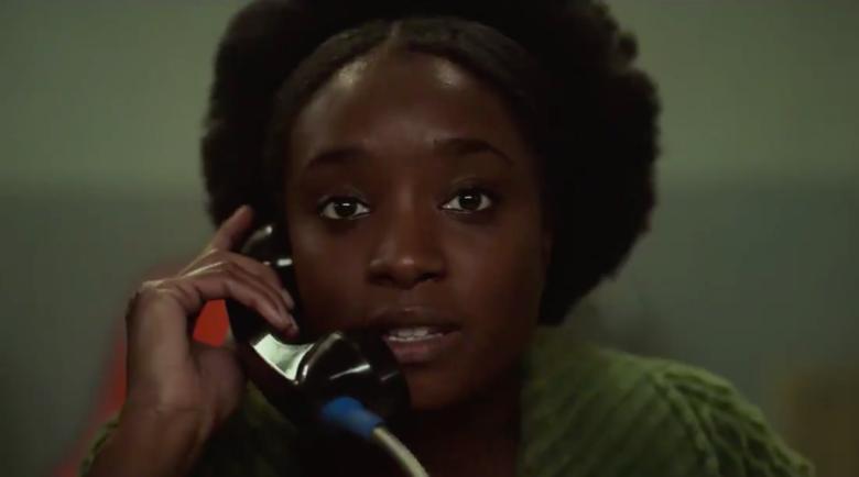 Kiki Layne em cena do filme