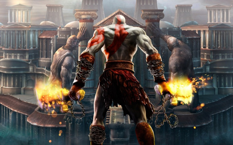 Curiosidades sobre God of War